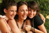 mom with teens