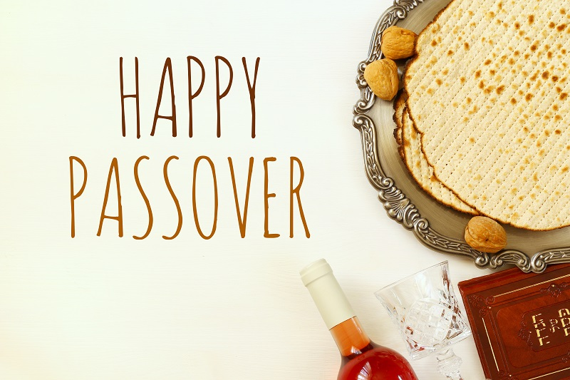 happy passover from women's health and menopause center