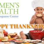 Happy Thanksgiving from Women's Health and Menopause Center