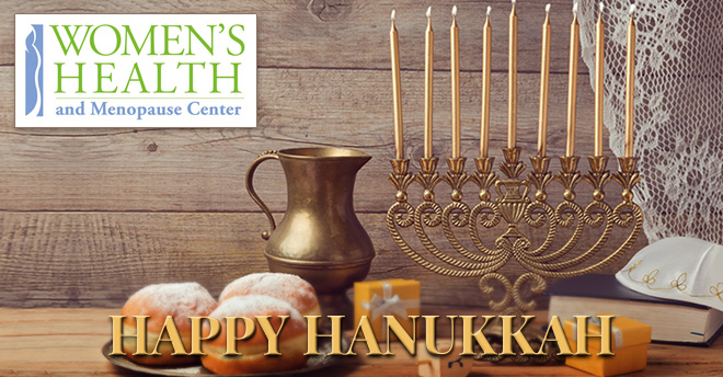 Women's Health and Menopause Center Hanukkah 2017