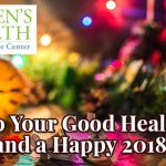 Women's Health and Menopause Center New Year 2018
