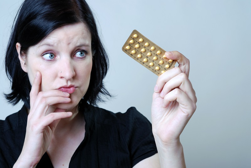 Women's Health and Menopause Center Birth Control Pill Side Effects