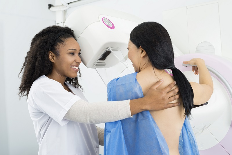 Women's Health and Menopause Center Mammography