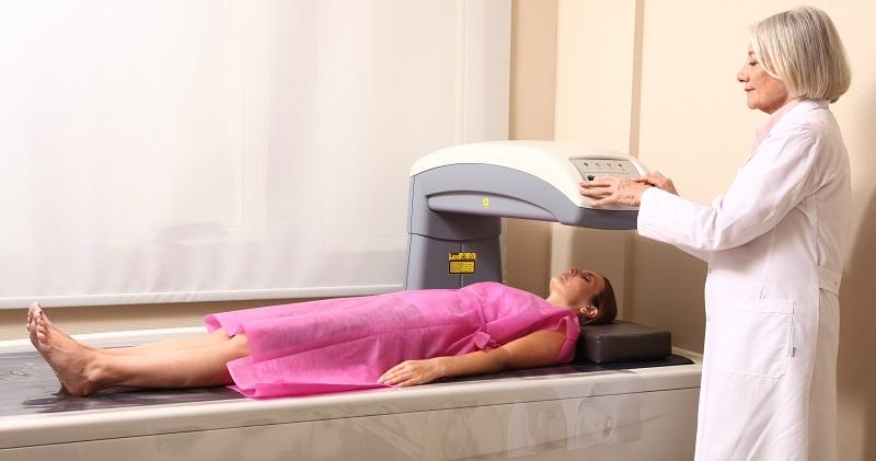 Womens Health Bone Density Test