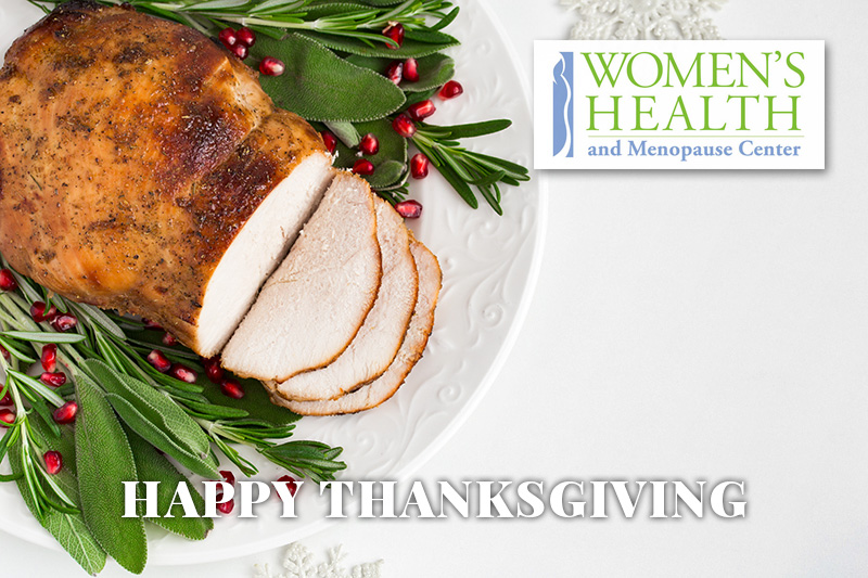 Women's Health and Menopause Center Thanksgiving 2019
