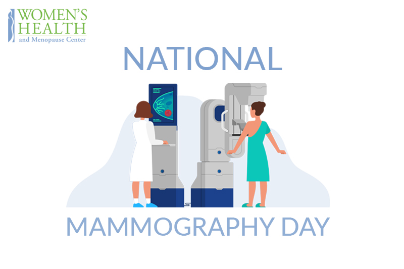 Women's Health and Menopause Center National Mammography Day 2020