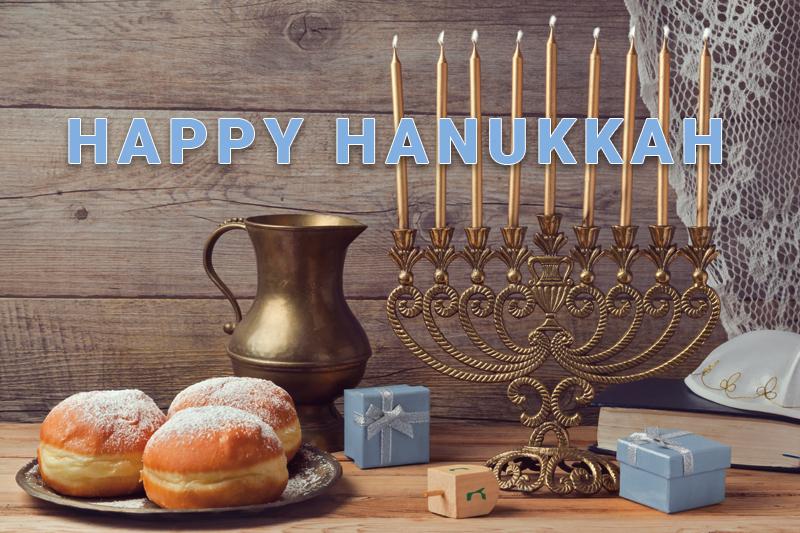 Women's Health and Menopause Center Happy Hanukkah 2020