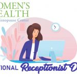 Women's Health and Menopause Center Receptionist Role to Healthcare
